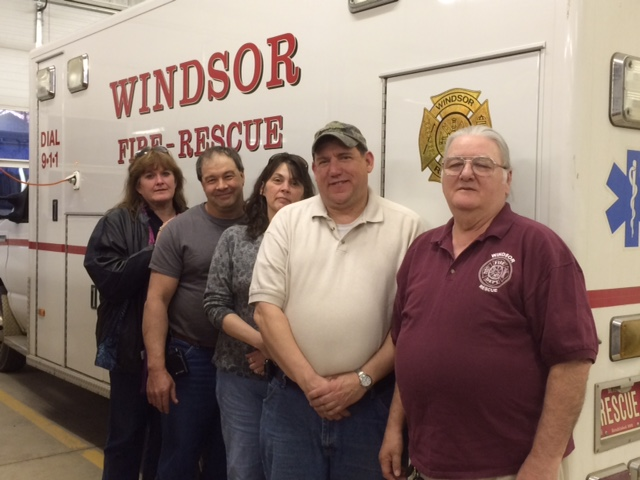 Windsor Rescue from 2015